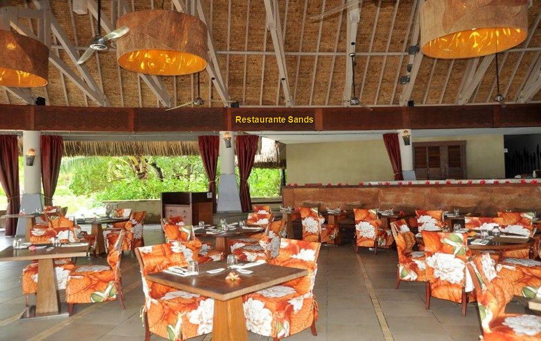 Restaurante Sands