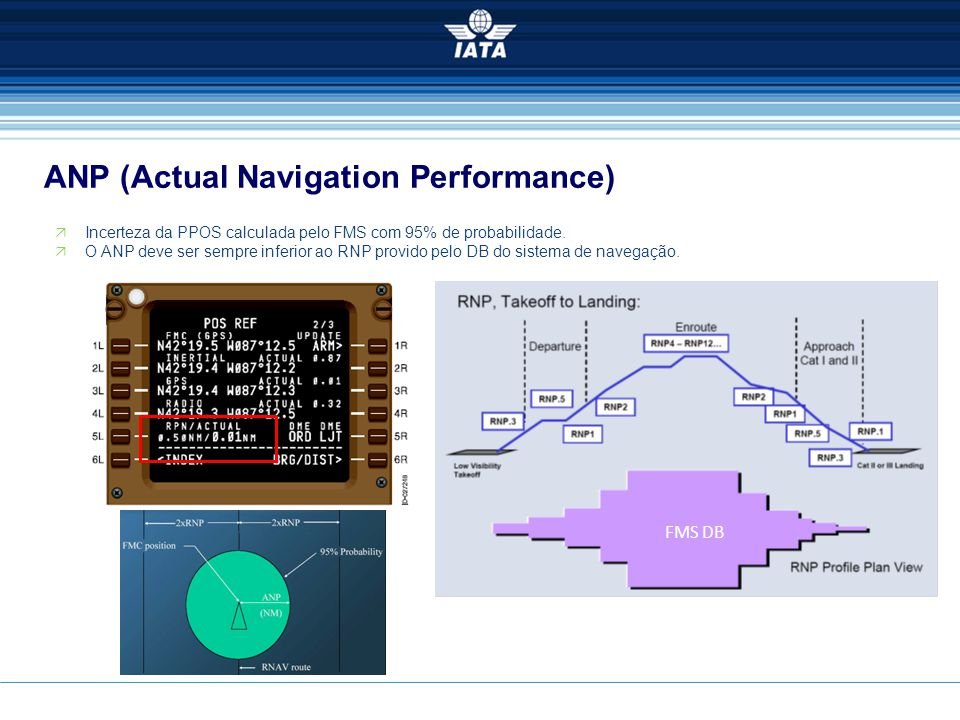 ANP (Actual Navigation Performance)