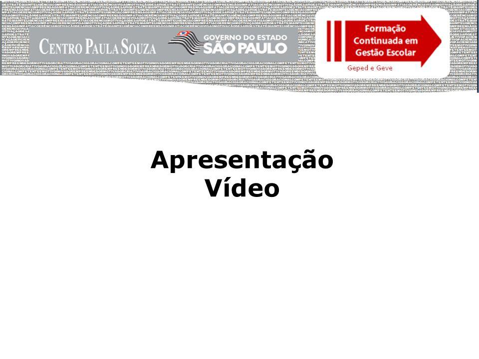 Apresentação Vídeo