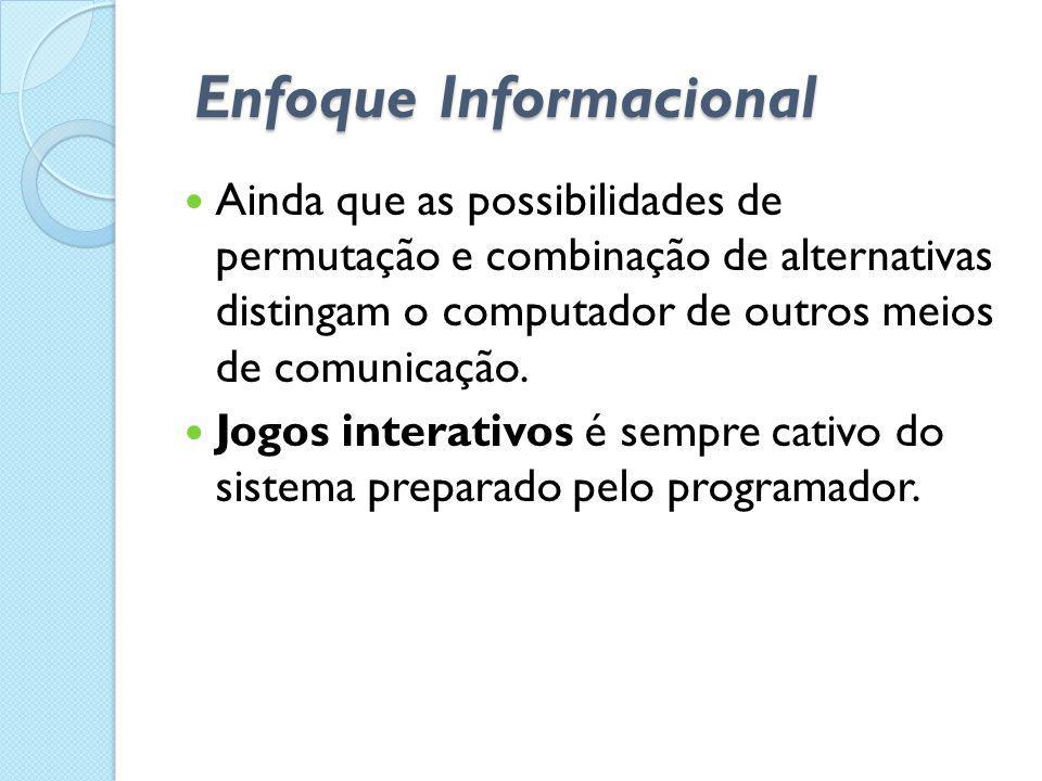 Enfoque Informacional