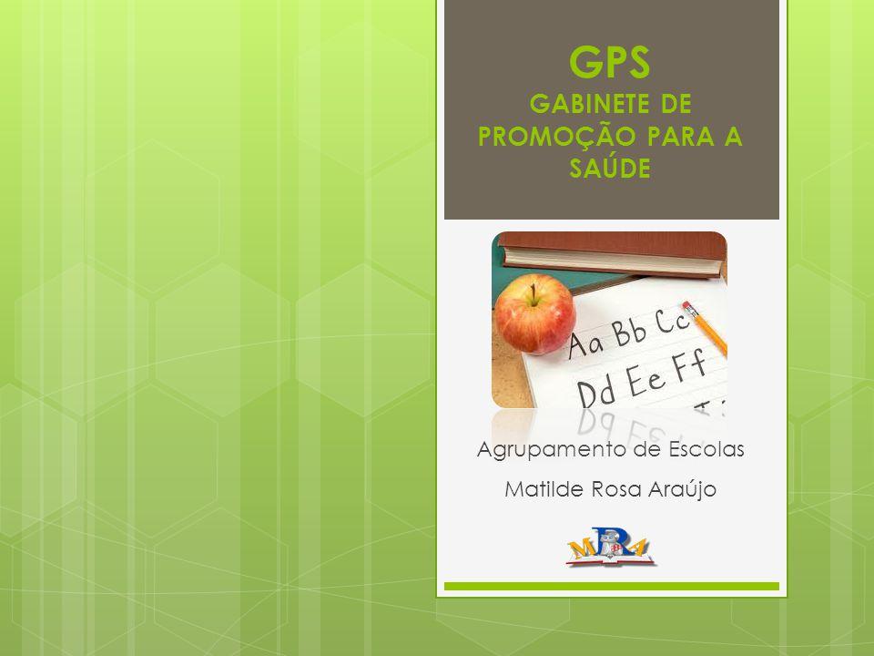 GPS GABINETE DE PROMOÇÃO PARA A SAÚDE