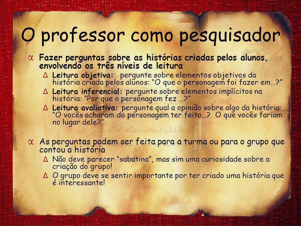 O professor como pesquisador