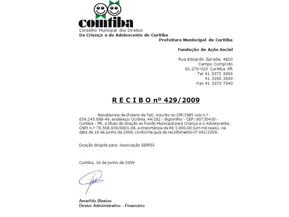 Conselho Municipal dos Direitos Da Criança e do Adolescente de Curitiba