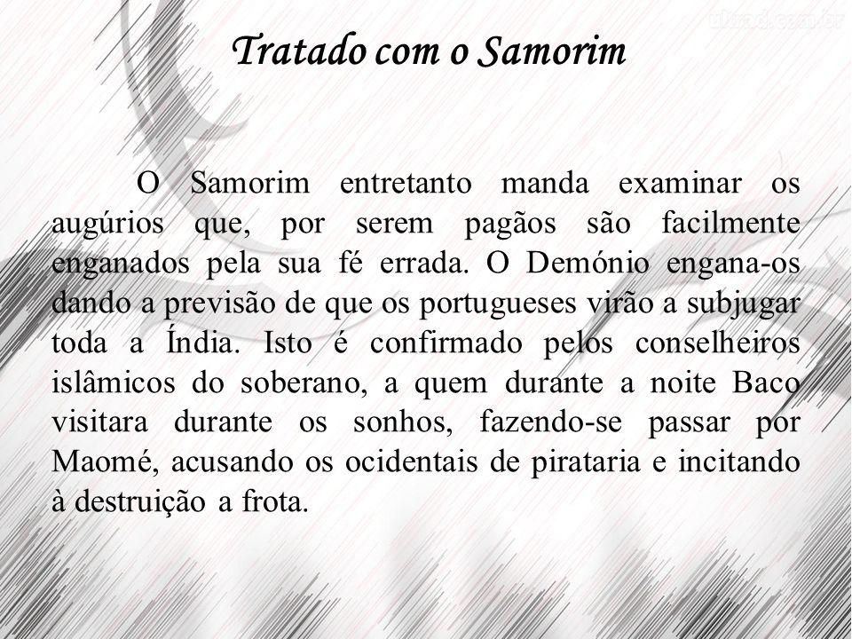 Tratado com o Samorim