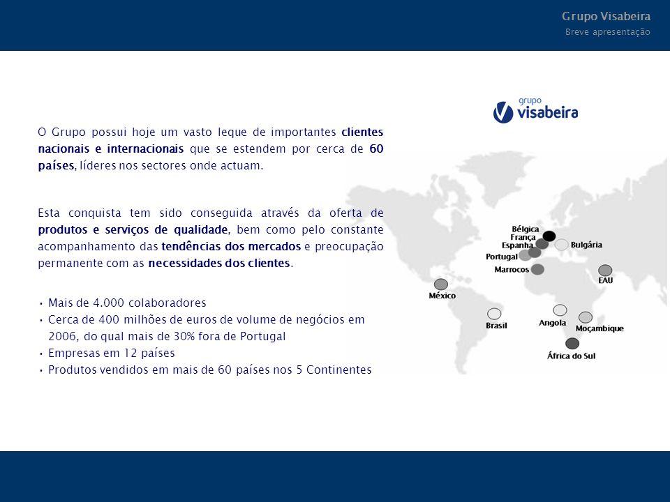 Cerca de 400 milhões de euros de volume de negócios em