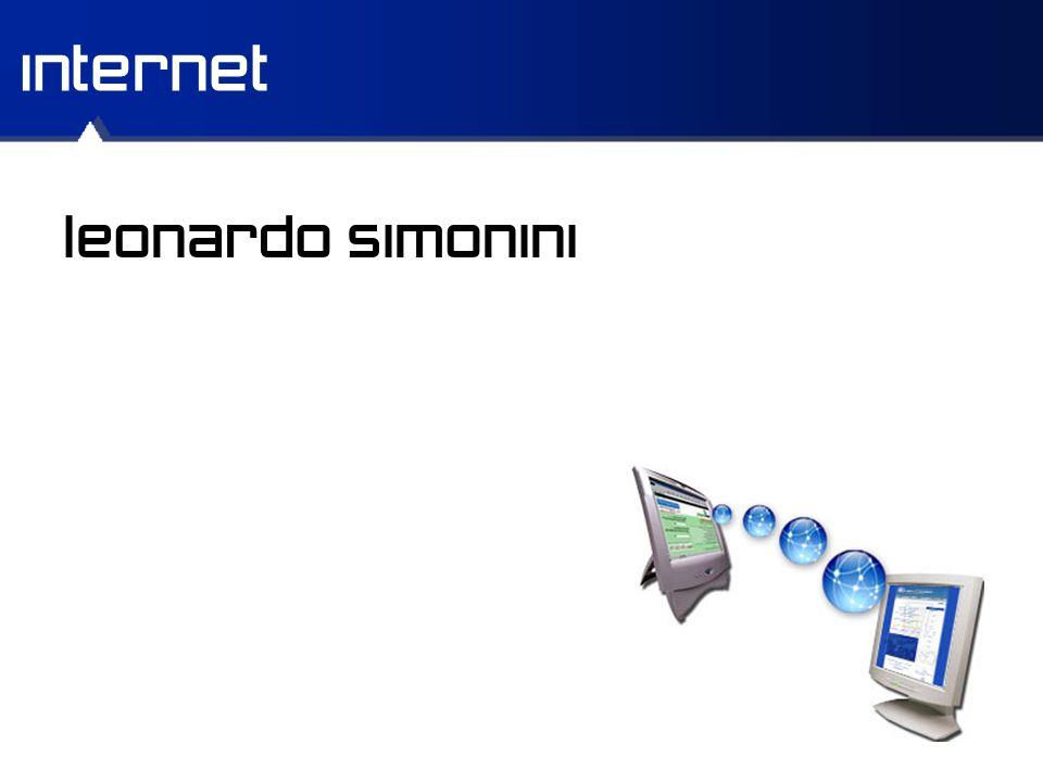 internet leonardo simonini