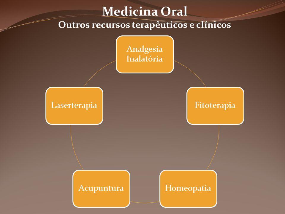 Outros recursos terapêuticos e clínicos