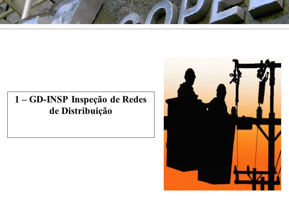 1 – GD-INSP Inspeção de Redes de Distribuição