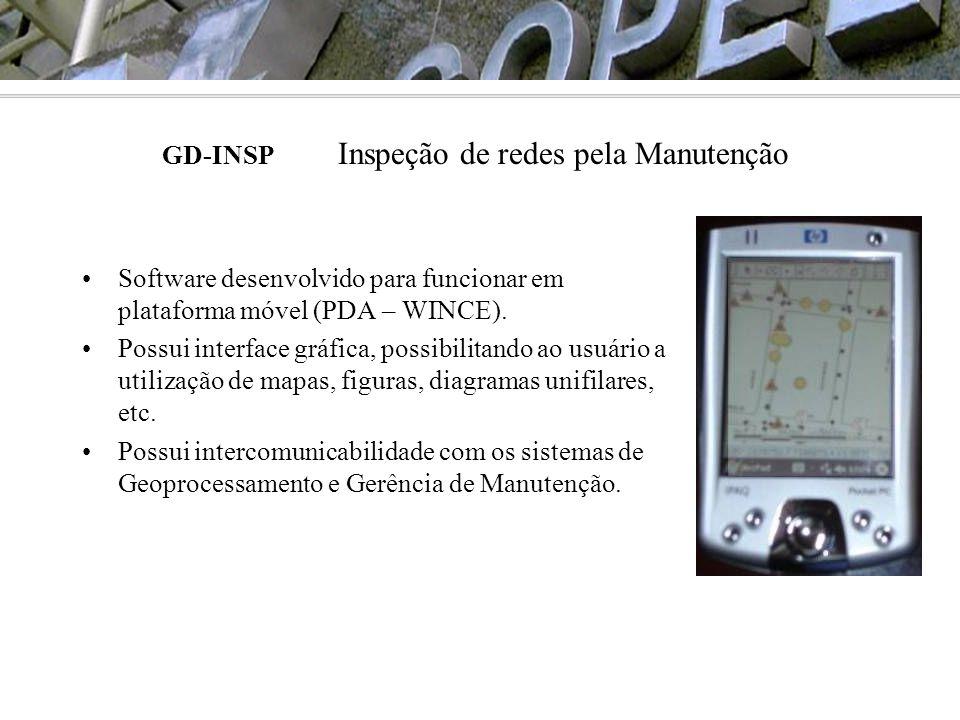 GD-INSP Inspeção de redes pela Manutenção