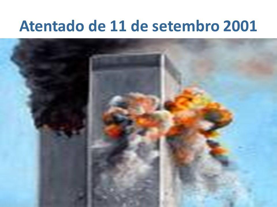 Atentado de 11 de setembro 2001