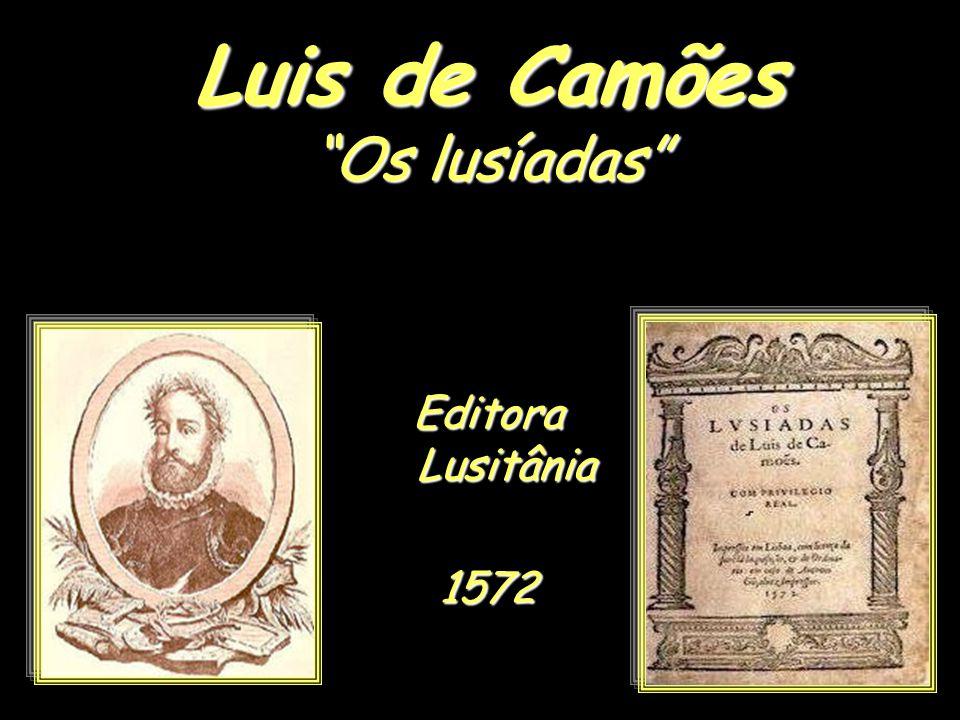 Luis de Camões Os lusíadas
