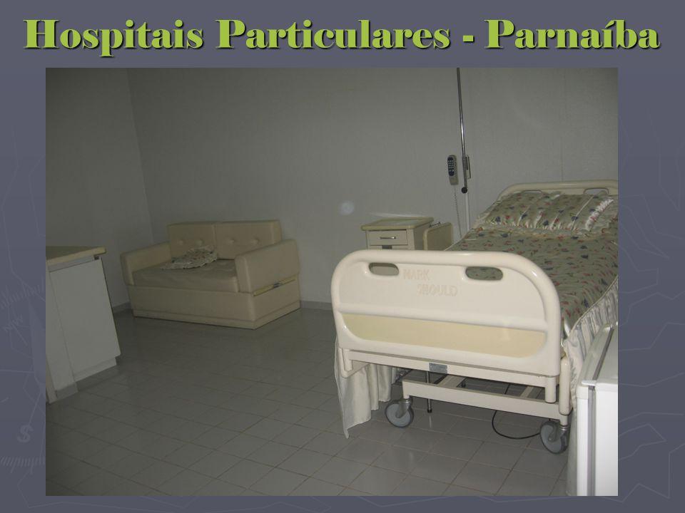 Hospitais Particulares - Parnaíba