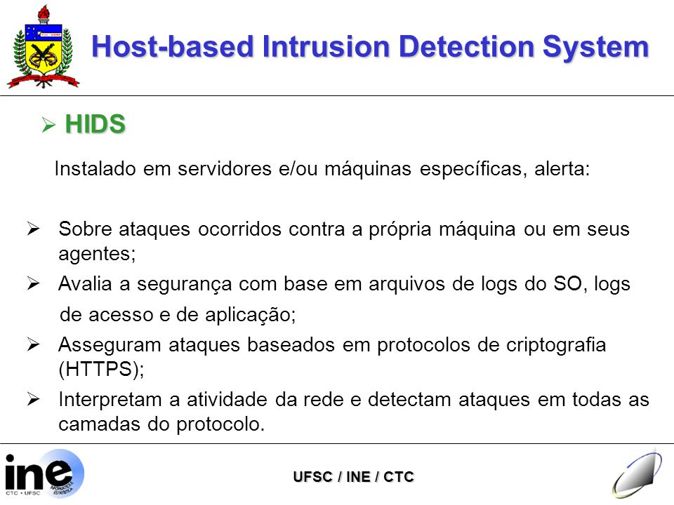Host-based Intrusion Detection System