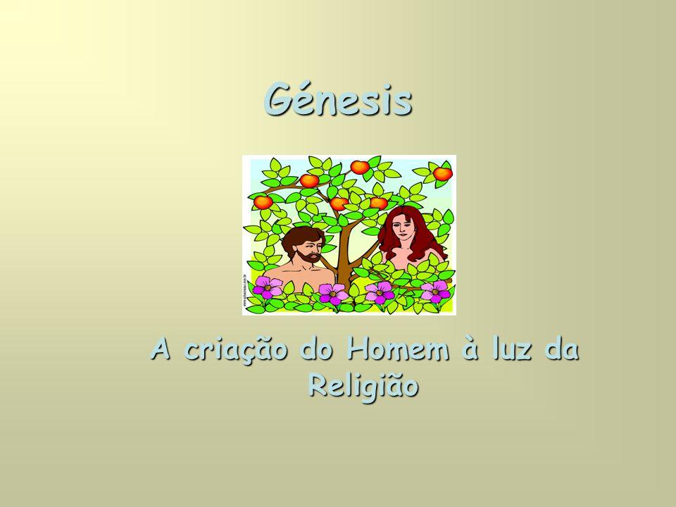 A criação do Homem à luz da Religião