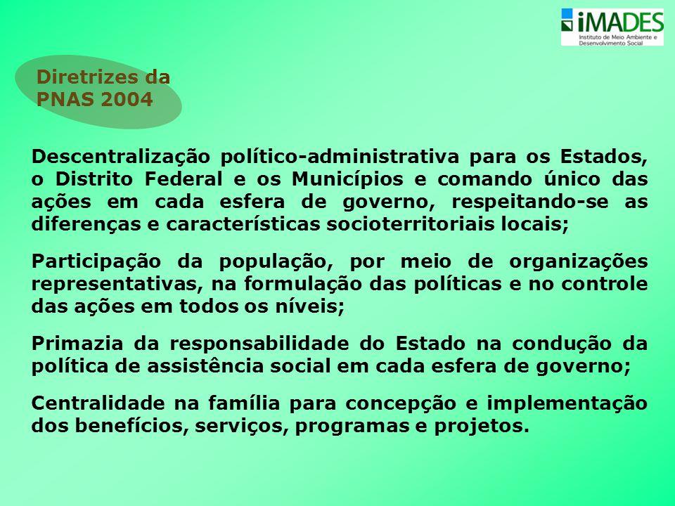Diretrizes da PNAS 2004