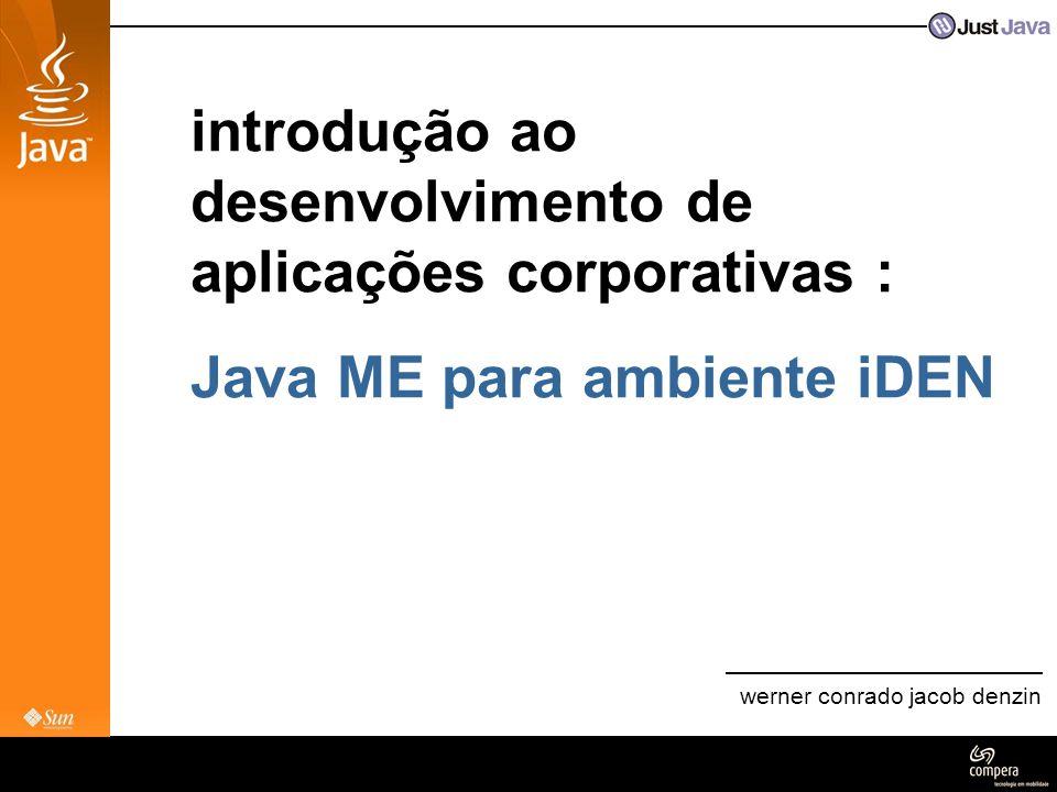 introdução ao desenvolvimento de aplicações corporativas :