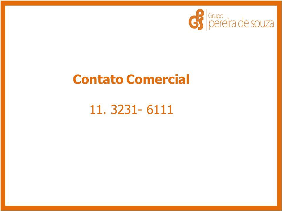 Contato Comercial 11. 3231- 6111