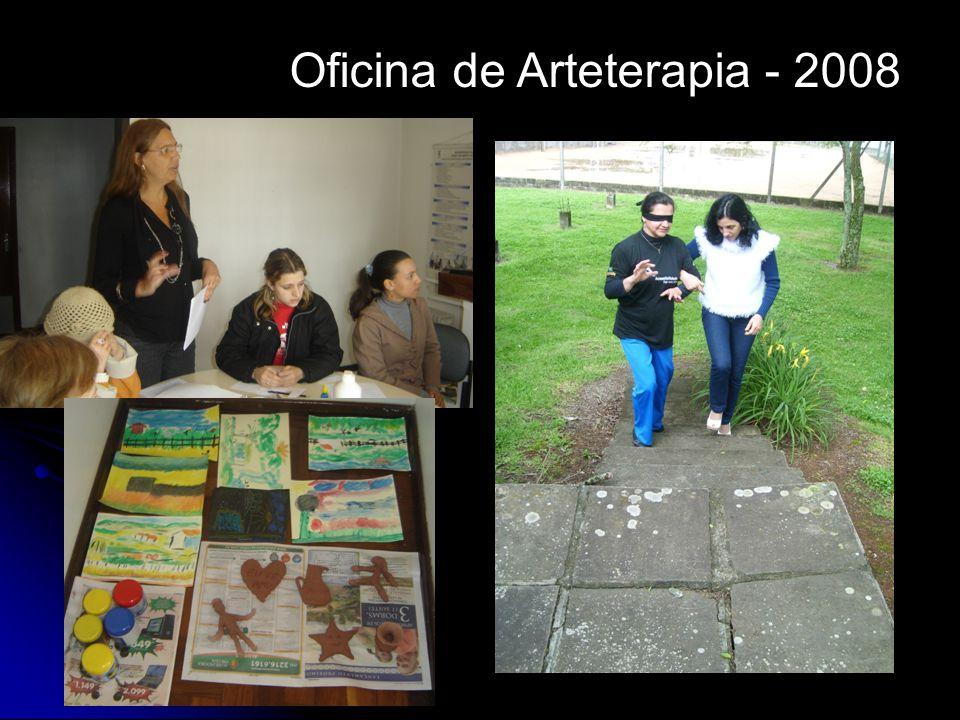 Oficina de Arteterapia - 2008