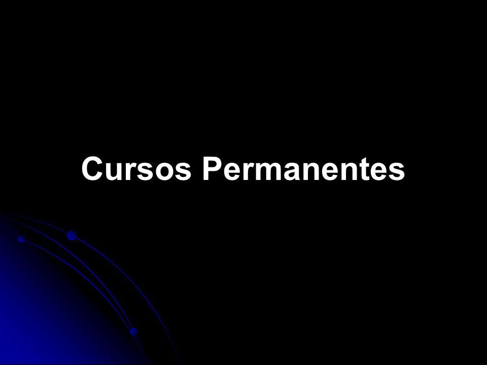 Cursos Permanentes