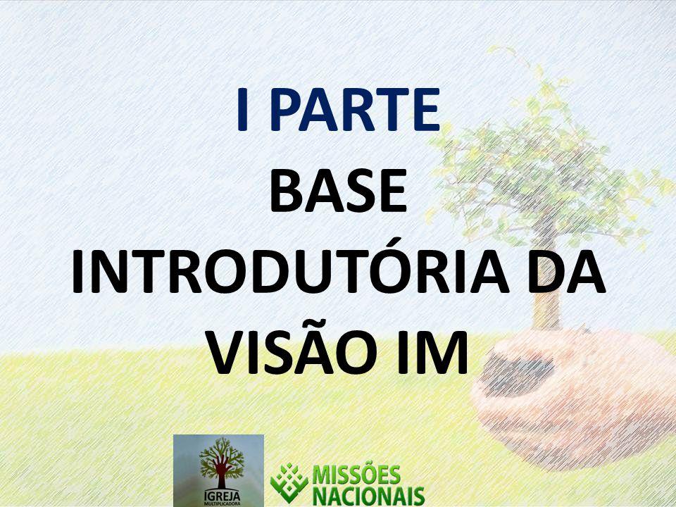 I PARTE BASE INTRODUTÓRIA DA VISÃO IM