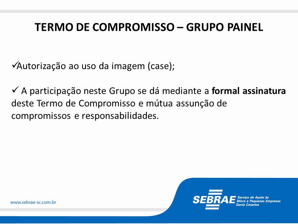 TERMO DE COMPROMISSO – GRUPO PAINEL