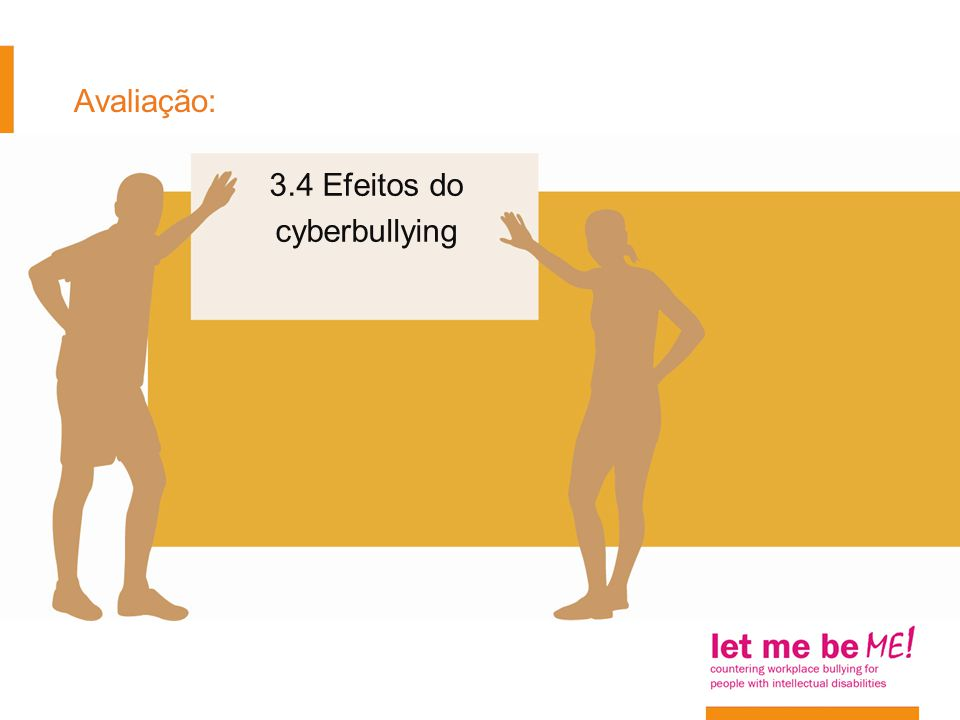 3.4 Efeitos do cyberbullying