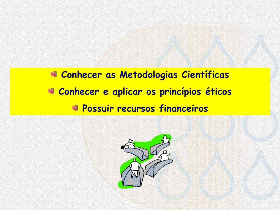 Conhecer as Metodologias Científicas