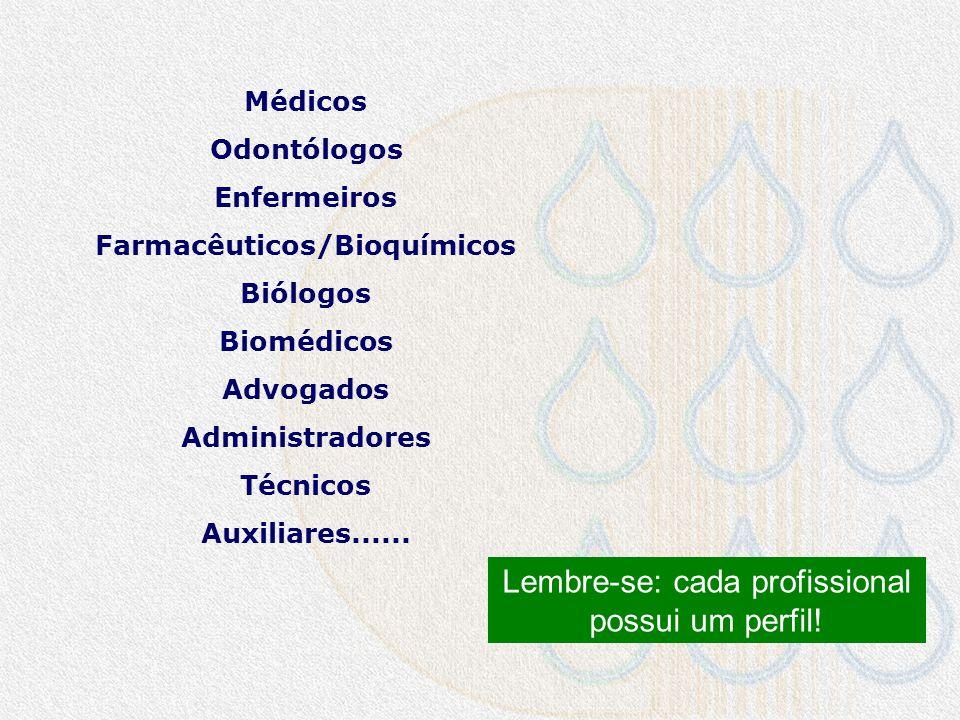 Farmacêuticos/Bioquímicos