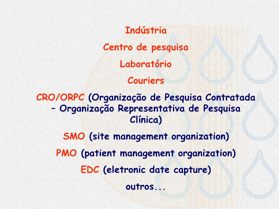 SMO (site management organization)