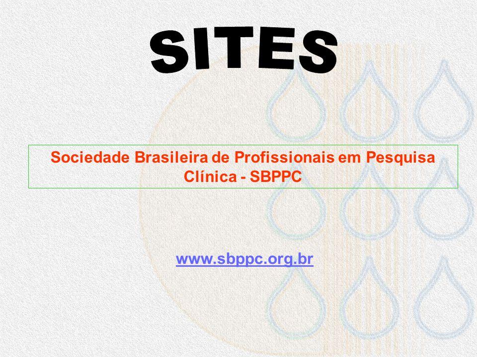 Sociedade Brasileira de Profissionais em Pesquisa Clínica - SBPPC