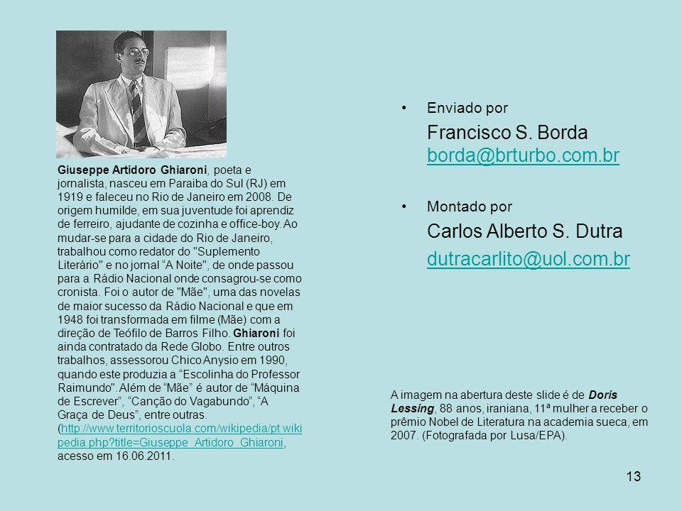 Francisco S. Borda borda@brturbo.com.br