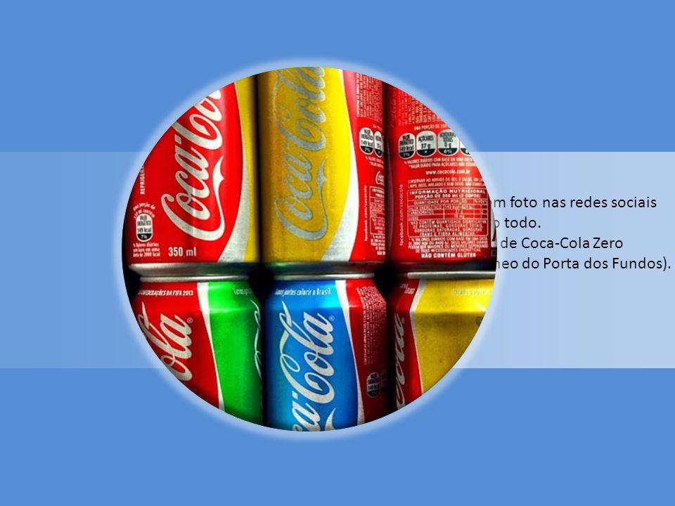 Mudar a lata gera postagem com foto nas redes sociais