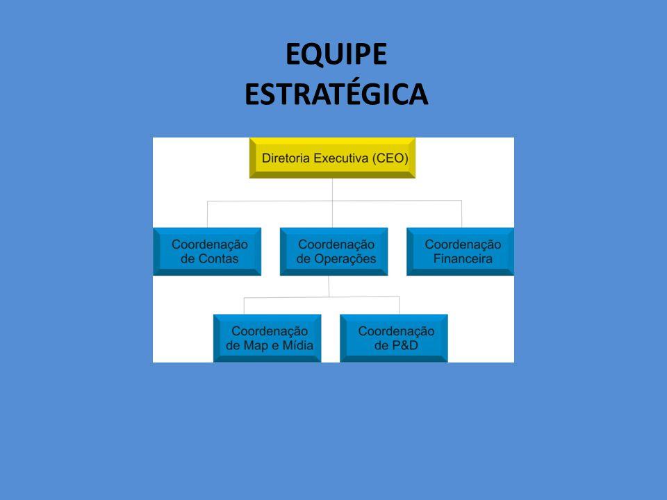 EQUIPE ESTRATÉGICA