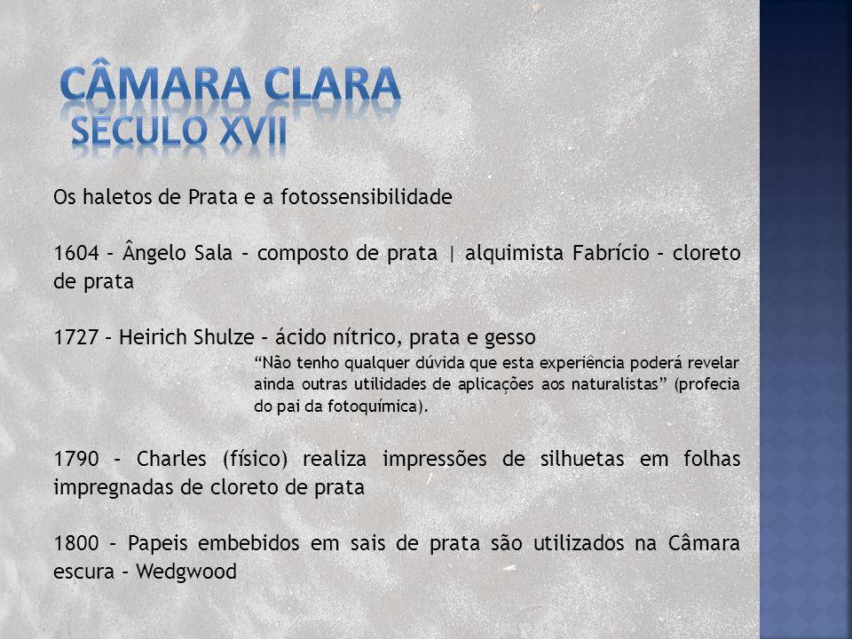 Câmara Clara Século XVII