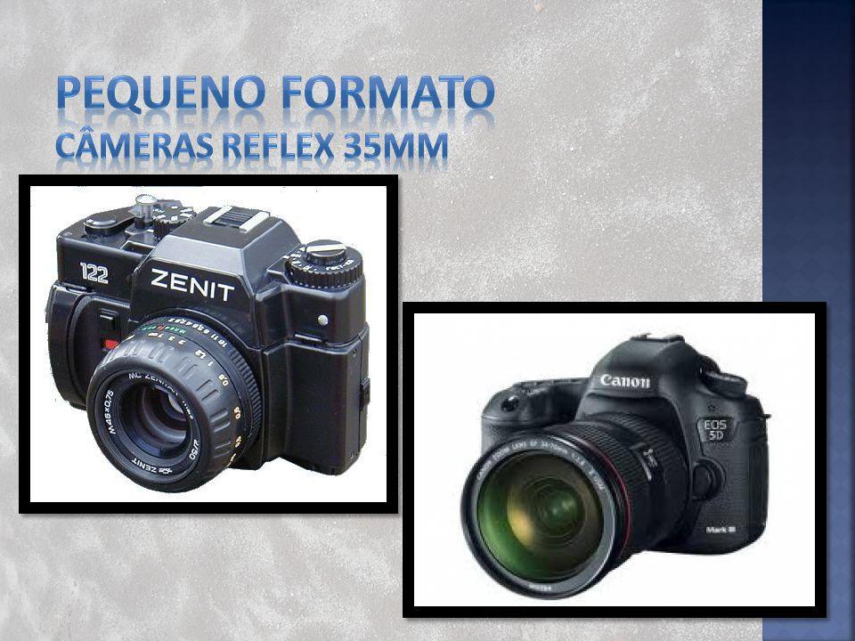 PEQUENO FORMATO CÂMERAS reflex 35mm