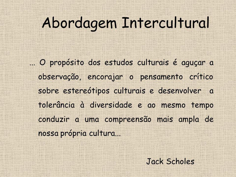 Abordagem Intercultural