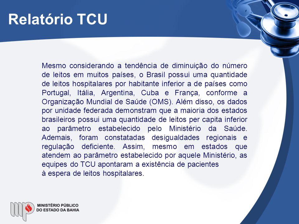Relatório TCU