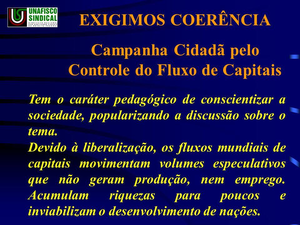 Campanha Cidadã pelo Controle do Fluxo de Capitais