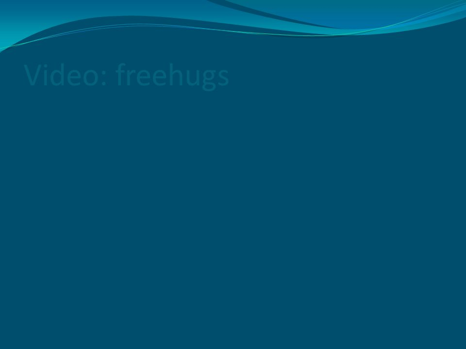 Video: freehugs