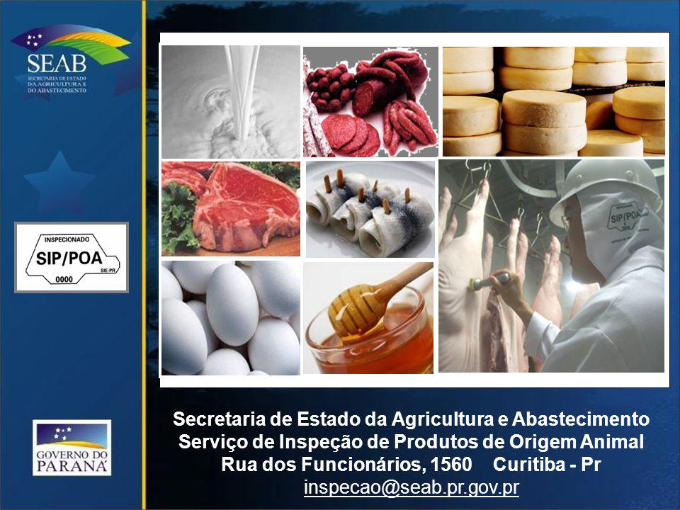Secretaria de Estado da Agricultura e Abastecimento