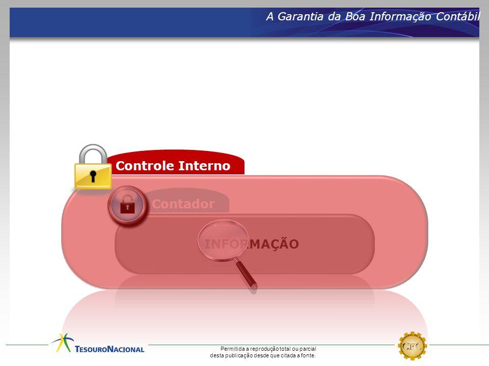 Controle Interno Contador INFORMAÇÃO
