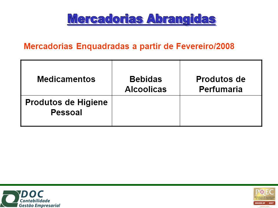 Produtos de Perfumaria Produtos de Higiene Pessoal