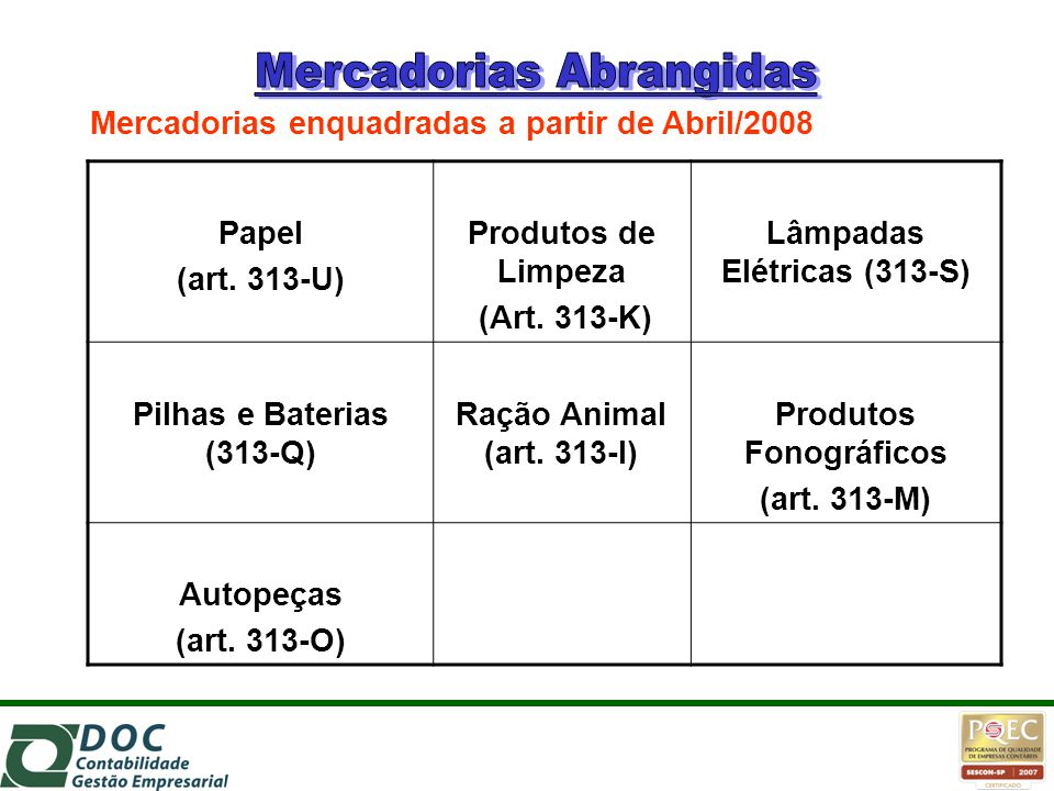 Lâmpadas Elétricas (313-S) Produtos Fonográficos