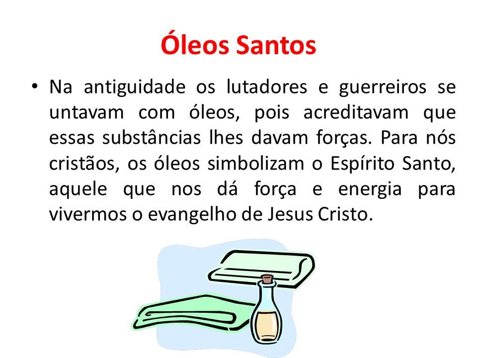 Óleos Santos