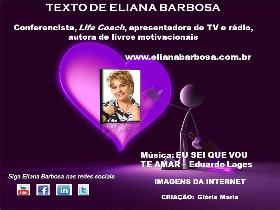 TEXTO DE ELIANA BARBOSA