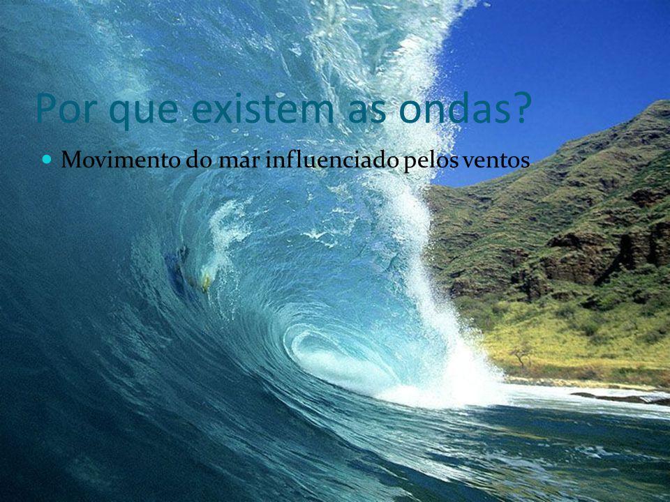 Por que existem as ondas