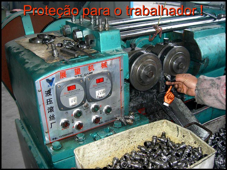 Proteção para o trabalhador !