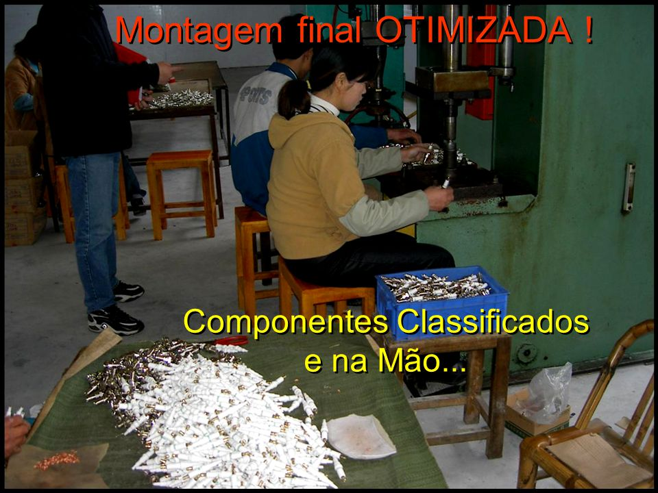 Montagem final OTIMIZADA !