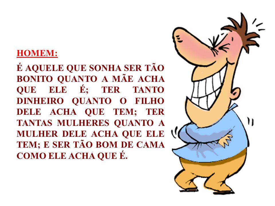 HOMEM: