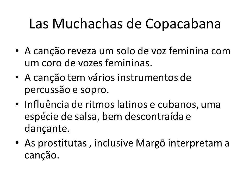 Las Muchachas de Copacabana